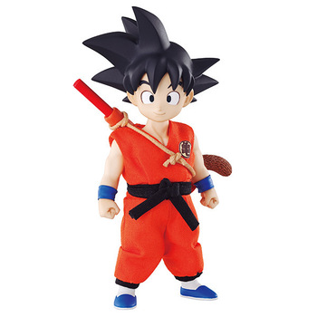DOD Dragon Ball Z Son Gokou Genç ver. PVC Action Figure Koleksiyon Model Oyuncak 10 cm KT3098