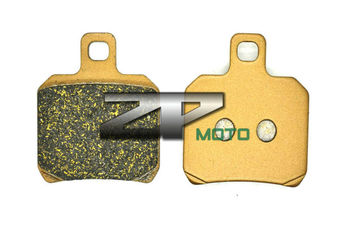 Brake Pads Organic For BENELLI Tornado TRE 1130 (Radial caliper) 2006-2010 Century Racer 899 2011-2012 Rear OEM New