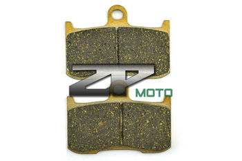 NAO Brake Pads For TRIUMPH Tiger 1050 SE/ABS 2011-2013 Front OEM New